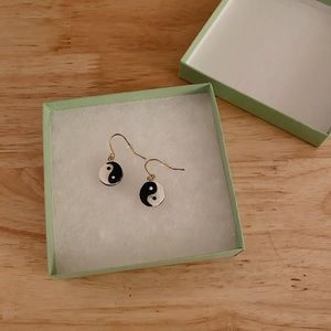 Jewelry - Yin Yang Earrings